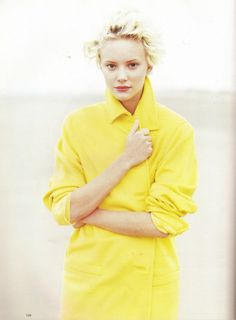 Photos PETER LINDBERGH  Harper's Bazaar - Day Glow - Jaime Rishar & Nicole Maddox Grayson - Aug 1994