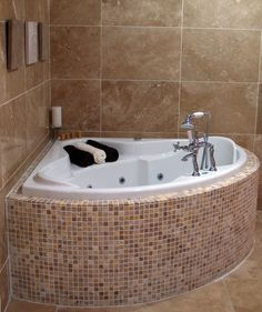 Deep Tubs For Small Spaces | Why Use A Deep Tub For Small Spaces | Design Ideas For Your Bathroom