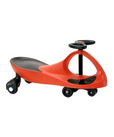 Take a look at this Red SwingCar Ride-On by JOYBAY on @zulily today!
