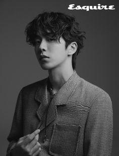 Nam Joo Hyuk is stylish & dandy in 'Esquire' Korea! - Nam Joo Hyuk is stylish & dandy in 'Esquire' Korea! Kim Joo Hyuk, Nam Joo Hyuk Cute, Jong Hyuk, Nam Joo Hyuk And Lee Sung Kyung, Asian Actors, Korean Actors, Ahn Hyo Seop, Romantic Doctor, Hot Guys