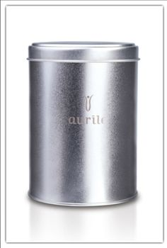 Aurile Coffee Can £6.99 a practical and elegant, airtight stainless steel can. Not only practical, but also stylish – a beautiful decoration of your kitchen, which makes your coffee maintain its fresh flavour much longer. Capacity: 550 ml; Height: 12.5 cm; Diameter: 9 cm