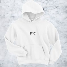 awesome Pray Sweater and Hoodie