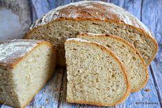 Chleb kaszubski na podmłodzie.