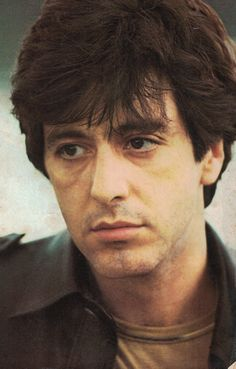 """Al Pacino, 1976. "" 