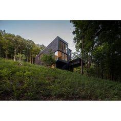 Pretty or creepy? #architecture #arsitektur #housedesign #desainrumah #rumah #house #houseidea #nature #forest