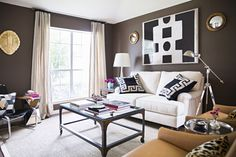 Paloma Contreras Design   Domino   Living Room