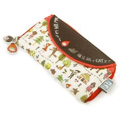 Disaster Design Red Riding Hood Wallet $69 - Perch Home