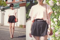 Roses are not red (by Lini Trinh) http://lookbook.nu/look/3635687-Roses-are-not-red