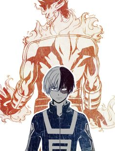finding-nevverwhere:   protect todoroki shouto... - My Hero Academia