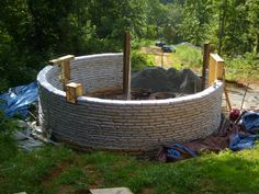 Earthbag Building: Round House