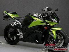 Honda CBR600RR 2009 Honda CBR600RR Used