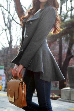My go-to blazer this winter!