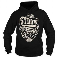 I Love Team SYDOW Lifetime Member (Dragon) - Last Name, Surname T-Shirt Shirts & Tees