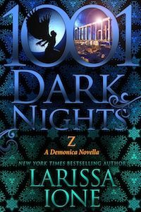 let me start by saying I LOVE larissa iones demonica underworld series!!! i loved zhubaal's and vex's story!! z is the assitant to the grim reaper azagoth and hes a bit up tight until vex comes into the picture. vex is emim, a offspring of two fallen angels . shes sexy and smart and not anything like zhubaal's angel love laura who he lost and hopes  one day to find. from the beginning z and vex  feel the instant hot sexy chemistry, and though z fights this attraction it will do him no good.i…