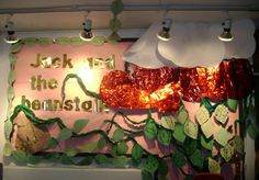 Jack and the Beanstalk classroom display photo - Photo gallery - SparkleBox