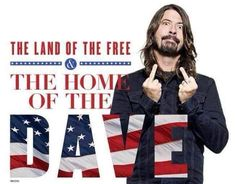 Foo Fighters Nirvana, Foo Fighters Dave Grohl, Best Rock Bands, Cool Bands, Sound Of Music, Good Music, Music Music, There Goes My Hero, I Salute You