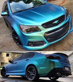 Chevy SS, wish I could paint mine this color! Chevrolet Cobalt, Chevrolet Ss, Chevrolet Malibu, Impala Ltz, Chevrolet Impala, Chevy Ss Sedan, Pontiac G8, Aussie Muscle Cars, Chevy Classic