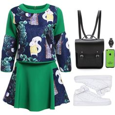 See I don't, know why, I liked you so much by hosana-tsarnaev on Polyvore featuring moda, The Cambridge Satchel Company, Michael Kors, NIKE, Case-Mate, michaelkors and nike