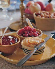Cranberry Marmalade Recipe