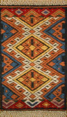 step3作品例 ジジム|ジリ|逆巻きスマック|絨毯