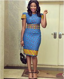 That is why we have carefully selected these latest Ankara short gown styles. African Dresses For Women, African Print Dresses, African Attire, African Wear, African Fashion Dresses, African Women, Ankara Fashion, African Outfits, African Prints