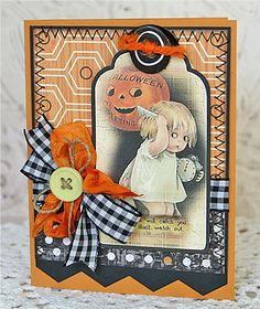 Green Tangerines October Card Kit Add-on