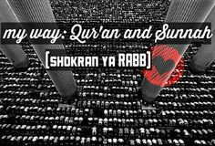 FB-Gruppe ---> my way: Qur'an & Sunnah
