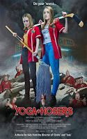 Back Seat Viewer: Movie Review: Yoga Hosers (2016) http://www.yogaweightloss.net/best-yoga-position/