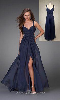 robe de soirée longue