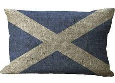 scotland flag pillows - Google Search