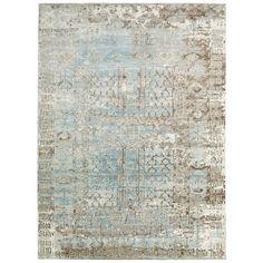 "Samoke Silk & Wool Rug 9'x12'2"""