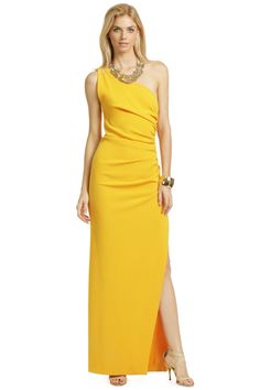 Sweet As Nectar Gown by Moschino for $200   Rent The Runway