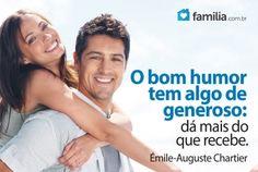 Familia.com.br | Como ser uma #esposa mais #bem-#humorada, #superanimada e #contagiante. #casamento #crescimentopessoal