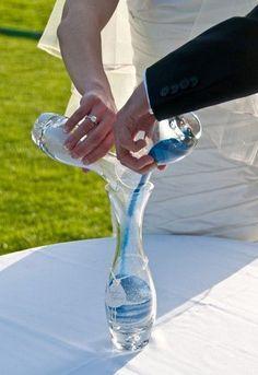 Sandzeremonie Hochzeitsbrauch