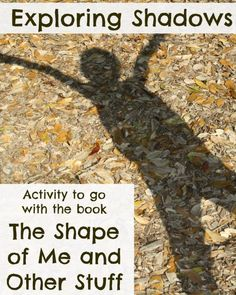 Dr. Seuss Activity for The Shape of Me and Other Stuff: Exploring Shadows Game and Class Book Idea