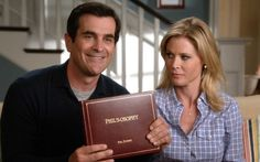 Claire & Phil - Modern Family