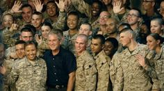 The Reason George W. Bush Requested a Redo of a Purple Heart Ceremony is AWESOME..I love this!!