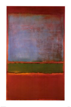 Rothko divides opinion but always makes us think about colour and painting itself...