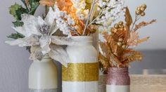 10 Easy Table Centerpieces You Can DIY Before New Year's Eve