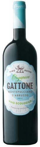 Gattone Montepulciano d'Abruzzo Organico | Vinguiden.com – Handla vin på ett modernare sätt
