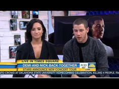 Demi Lovato e Nick Jonas anunciam turnê mundial conjunta #Cantora, #Nick, #Novidade, #Novo, #Programa, #Série http://popzone.tv/2015/10/demi-lovato-e-nick-jonas-anunciam-turne-mundial-conjunta/