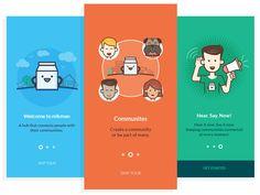 How To Design An App Walkthrough
