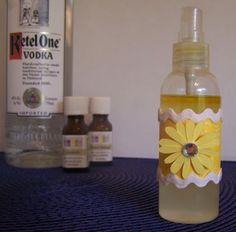 Robyn's View: Homemade Lemon Orange Air Freshner Spray