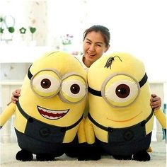 -Despicable me minion- I seriously REALLY WANT this minion.Someone needs to get this for me!!! :)
