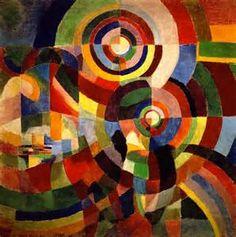 The Athenaeum - Electric Prism (Sonia Delaunay-Terk - )