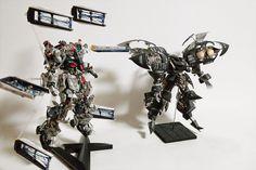 MG 1/100 Nu Gundam Ver. Ka 'Open Hatch' Ver. - Custom Build     Modeled by namkipok