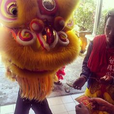 #liondance #cny #kotakinabalu #sabah #malaysia