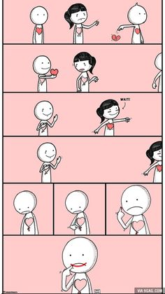 Funny pictures about Every Love Story. Oh, and cool pics about Every Love Story. Also, Every Love Story photos. Sad Comics, Cute Comics, Funny Comics, Best Memes, Funny Memes, Funny Videos, Memes Humor, Sad Drawings, Sad Pictures