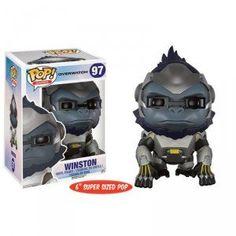Figurine POP XL Overwatch Winston