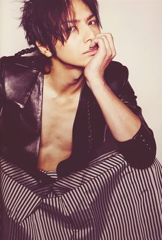 Ikuta Toma. Loved him in Hana Kimi. Always rooted for him. Go Nakatsu!!! (^.^)/